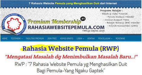 sekolah bisnis online